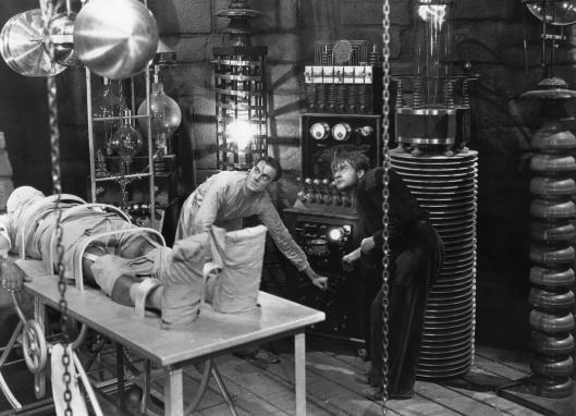 Colin Clive -Frankenstein 1930